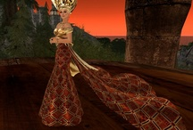 My Style / Clothes modeled and photographed by me in the virtual world of Second Life.