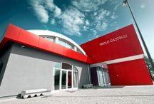 Paolo Castelli S.p.A. Headquarter / Design & General Contractor  Paolo Castelli S.p.A. HEADQUARTER Via I° Maggio, 93 40064 Ozzano dell'Emilia – Bologna – Italy Tel. +39 051 4695511- Fax +39 796183  SHOWROOM Via della Madonnina, 23 20121 MILANO ITALY  Tel. +39 02 427095