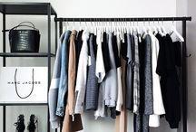Closet/Clothes Stands