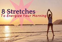morning stretch