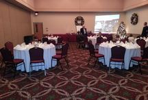 Holiday Events / Holiday parties at The Medallion Club