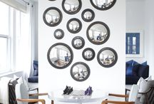 Mirrors / Mirrors add impact and enlarge spaces
