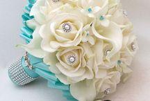 Wedding Inspiration teal colour