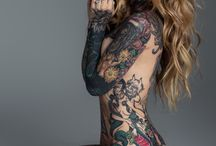 Tattoos beeindruckend verdammt sexy