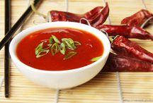Соусы и супы