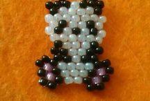 animals beads