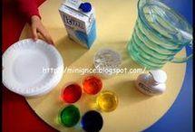 Okul öncesi deneyler
