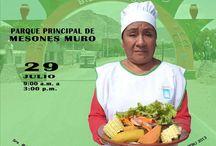 Eventos de Julio de 2014 / Actividades, eventos, etc de carácter turístico en todo el territorio peruano