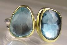 Jewelry: rings & bracelets
