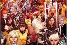 X-Woman / Mutant superwoman.