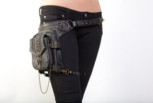 Worn to be Wild! / Motorcycle accessories! Yowza! / by Bikes For Babes