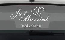 Dizzy Decals / Wedding and Other Decals / by Say Anything Design