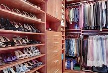 CLOSET  E  GUARDA - ROUPA / by Iara Praude