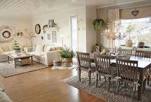 jedáleň s obývačkou :-)