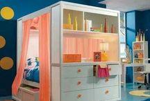 Kids Bedrooms / Neat ideas for children's bedrooms