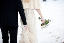 Winter wedding inspiration / by Elizabeth