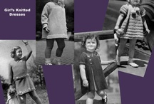 Knitting inspiration for kids / Patterns and other inspiration for knitting for kids