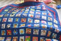 Kids Prints Quilt Ideas