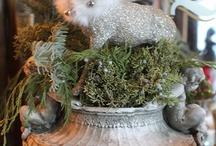 vianočná dekorácia / by Oĺga Chovanová