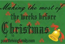 Making the Most / #intentionality #intentionalliving #motherhood #christmas #struggles #parenting