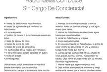Recetas En Español!