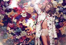 Anna 8 Artist Management | Elle Russia 2014 with Anna Artamonova shot by Xavi Gordo