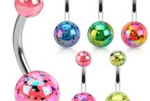 Nye Piercingsmykker hos Piercingpusher / Her kan du finde alle de nye smykker hos Piercingpusher, Der bliver flere gange om ugen oprettet nye varer til gavn for vores mange kunder.