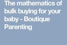 Boutique Parenting - Advise & Tips