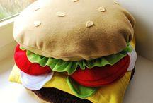 Burger à gogo / Les burgers dans tous les sens, sous toutes les formes, pour le plaisir des yeux !