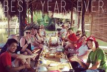 Local Mission - Best. Year. Ever. / What adventure made 2014 the Best. Year. Ever.? The best travel throwback wins a free tour to start 2015 out right! Tag your throwbackagrams with #UAmission to enter. / by Urban Adventures