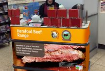 Hereford Beef Blog / Check the latest news from the official Hereford Beef Blog: http://www.herefordbeef.org.uk/blog/ #herefordbeef