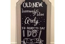 WCS Bridal Shower Signs / All pins on this board are our previous work. Check out what we have done and can do