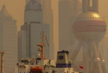 Shanghai / The biggest city in China, witness to history and vanguard to its future. Popular destination in its own right, and often a jumping-off point to further exploration of the country.