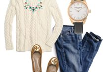 Chunky Sweater Outfits