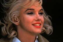 Beautiful Marilyn / Since I was a little girl, I thought Marilyn was the most beautiful girl in the world.... besides my own Mom.