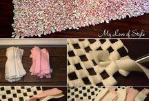 Creare tappeti