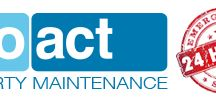24 Hour Call Out Service! / A 24 hour, efficient, cost effective maintenance services for property agencies, surveyors,commercial property managers, landlords & home owners!