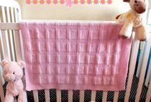 Blankets / Knit pattern