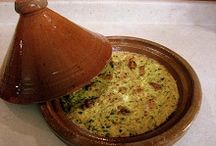 Moroccan Food / by Whitney Picard