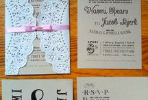 Wedding / DIY Ideas for Weddings -- Invitations, Favors, Decorating, and more.