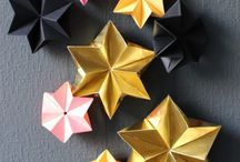 Origamisterne