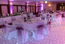Decor / Decor companies create the perfect setting for your special day