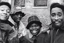 Rap & Hip Hop Funk Culture Urbaine 80's to Now / #HipHop #Soul #RythmeAndBlues #Rap #Funk #Groove