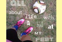 football is love, football is life <3