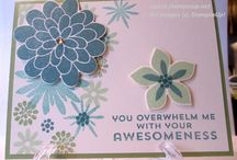 Flower Patch Stampin' Up! Stamp Set Greeting Cards