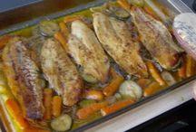 Ψάρια και θαλασσινα