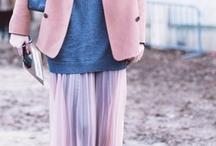 Wardrobe Inspiration fall/winter