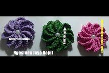 bros bunga crochet