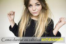 Rebeca / Cabelos