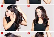 Ariana grande hair